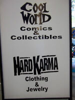COMICS AND COLLECTIBLES