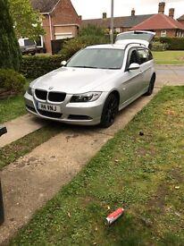 BMW 320d ESTATE PX/SWAP