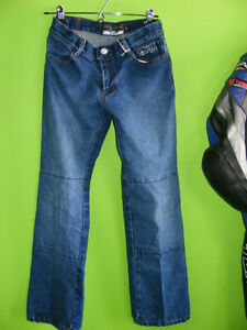 Ladies - ICON Riding Jeans - 2 Sizes at RE-GEAR Kingston Kingston Area image 1