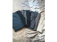 7 pairs ladies trouser, smart/work