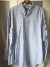 """Ralph Lauren Oxford Casual Shirt 34"""""""