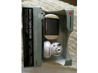 Motorola baby monitor with 2 cameras great condition