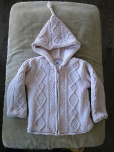 Baby Gap Hooded Sweaters