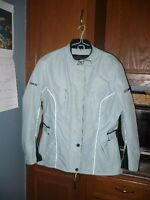 Women's Onyx Motorcycle Jacket 2xl (Size 14-16)