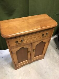 Beautiful solid wood cabinet