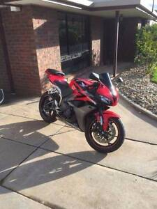 Honda CBR600RR 2007mdl Heaps of extra's Tatura Outer Shepparton Preview