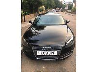Audi TT Black Coupe 3dr Low mileage