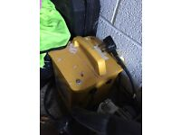 110v box 2 sockets