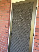 Solid door and security door outside Campbelltown Campbelltown Area Preview