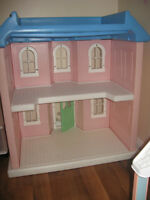 Little Tikes Pink My Size Dollhouse - 3 Ft Tall