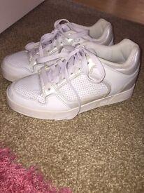 Adults heelys