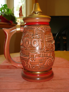 Avon Collectible Beer Steins -Occupational Theme