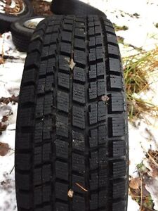 Winter tires  185/70/r14 Prince George British Columbia image 4