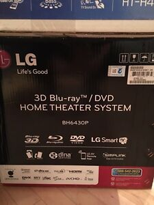 New LG 3D Blu Ray home Theatre Regina Regina Area image 2