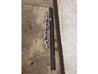 Roof Racks for Zafira/Vectra. Will fit others
