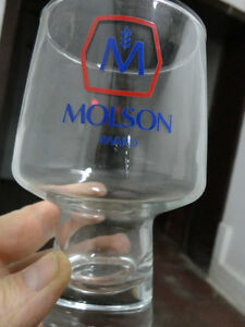 Brewerania Vintage Molson Export Opener and Tulip Style Glass