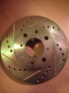 Honda rotors Gold HART