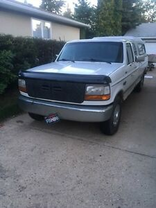1995 ford F2 50 extended cab 2wheel drive