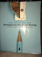 Rhetoric Writing University Textbook- $70 OBO