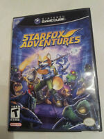 Star Fox Adventures Pour Game Cube ou Wii.