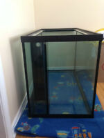 150 GALLON CUSTOM MADE AQUARIUM, motivated to sell