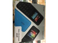 NOKIA 105 BRAND NEW SEALED UNLOCKED!!