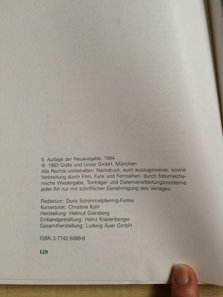 NEUWERTIG Buch: Kinderkrankheiten natürlich behandeln in Wuppertal