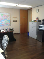 Beautiful office West Island to sublet Prime Location