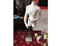 Female Mannequin Size 8-10 Tailor Lady Display