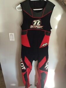 Jet Pilot Gear Like New Life Jackets and Wetsuits Strathcona County Edmonton Area image 6