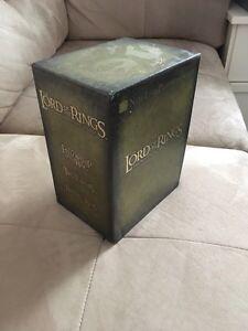 Coffret DVD Seigneur des anneaux