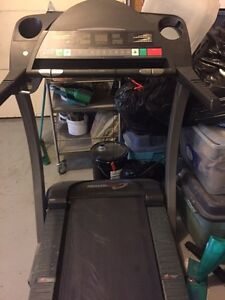 Treadmill, great working condition