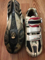 Specialized Carbon Mountain Bike Shoes sz 41