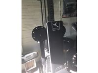 Multigym barely used 80 ono