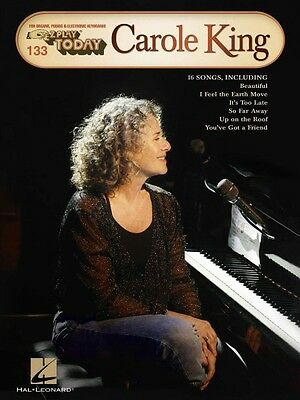 Carole King Sheet Music E-Z Play Today Book NEW 000100306