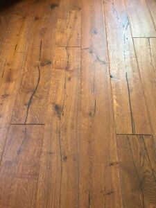 Hardwood flooring Stratford Kitchener Area image 1