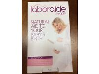 Laboraide - natural aid to help reduce labour pain. Quad pack.