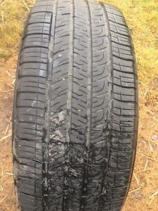 Goodyear Winter Tires P235 55 R18 - 2 Tires