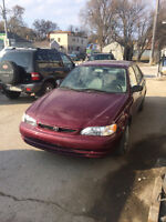 1998 Toyota Corolla , **BRAND NEW SAFETY** CLEAN TITLE