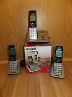 Home Phone Set - 3 wireless handheld devices - vTech C56619-3
