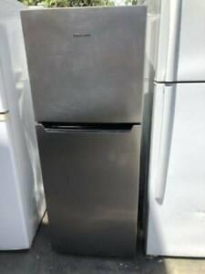 Stainless steel 230 liter Hisense fridge  /^\