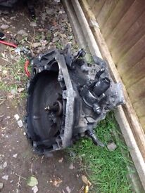 Astra h / zafira b 1.9 cdti z19dth m32 gearbox 6 speed works 100% perfect 07594145438