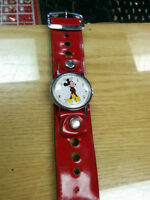 Vintage Collectible Mickey Mouse Watch