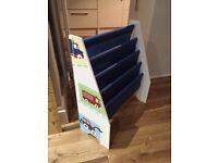 Child bookcase like new