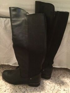 Selling tall black boots from Spring Kingston Kingston Area image 1