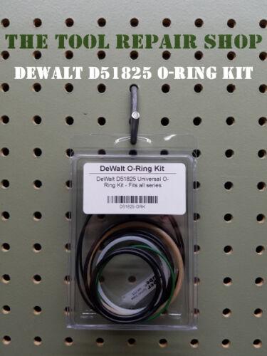 OSK™ O-Ring Kit for DeWalt D51825 Framing Nailer Universal O-Ring Kit