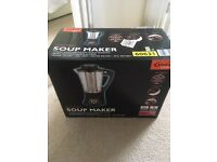Soup Maker Brand New & Boxed
