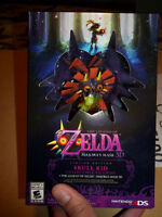 Majora's Mask Limited Edition Skull Kid 3DS for NA/US Amiibo