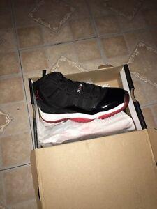 Jordan bred 11