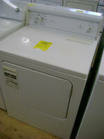 Kenmore dryer with 90 day warranty. $149.
